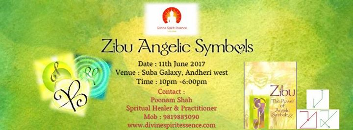 Zibu Angelic Symbols Workshop At Divine Spirit Essence By Poonam