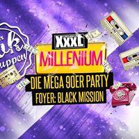 XxxL Millenium - Lokschuppen Simbach