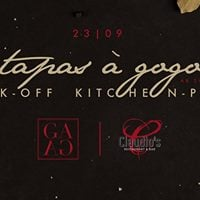 Tapas  gogo Kick-off Kitchen-Party