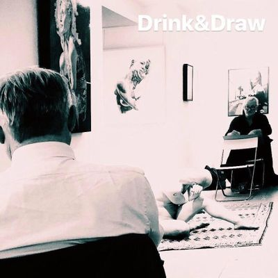 Drink&ampDraw - Life Drawing