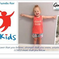 Isla Ritter Heart Kids Fundraiser
