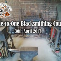 One-to-One Blacksmithing Day