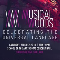 Musical Woods - Celebrating The Universal Language
