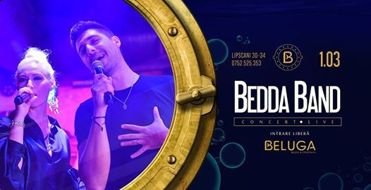 Friday Dive w. Bedda Band