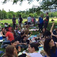 Big Israeli Yom Haatzmaut Picnic at Central Park