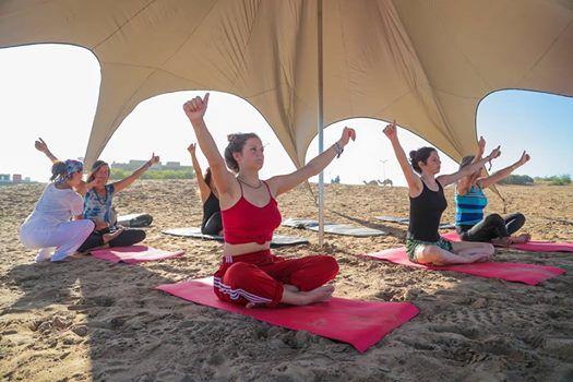 Kundalini Chakra Yoga