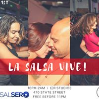 La Salsa Vive Friday Dec 1st  No cover Charge