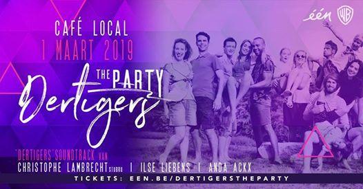 Dertigers - The party