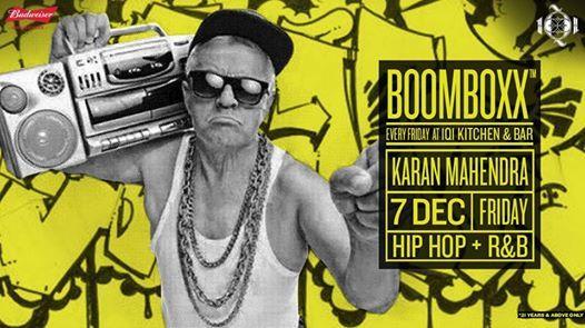 Boomboxx ft. Karan Mahendra