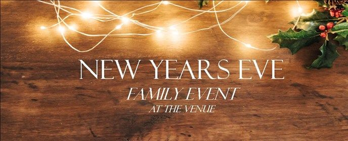 New Years Eve at The Venue