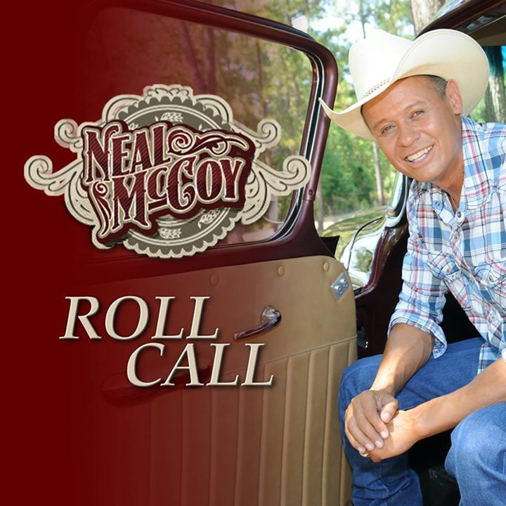 Neal McCoy with special guest Jason Eady