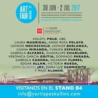 1ra Feria de Arte Contemporneo Mlaga 2017
