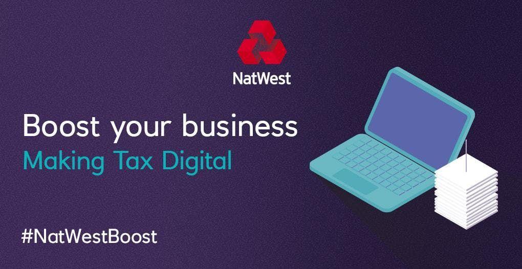 Stafford - Making Tax Digital MTD with NatWestBoost