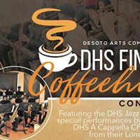 Fourth Friday Concert with the DHS Jazz Band and A Capella Choir