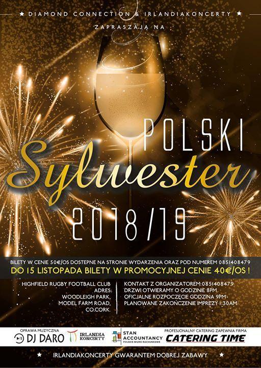 Polski Sylwester w Cork