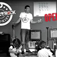 Homeschool school of rock open house