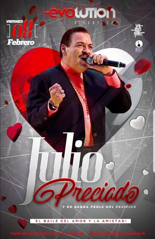 Julio Preciado Y Su Banda  Jrz 2019