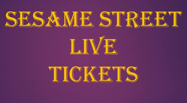 Sesame Street Live Tickets[The Theater At Madison Square Garden]