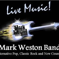 Mark Weston Band March 3 2018 8 to midnight