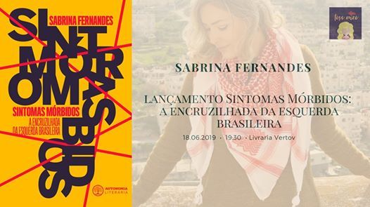 Lanamento e Autgrafos com Sabrina Fernandes