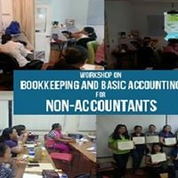 Workshop on Bookkeeping and Basic Accounting for Non-Accountants