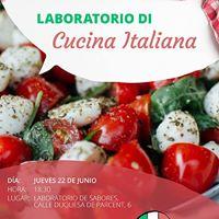 Ultimo Laboratorio di cucina italiana