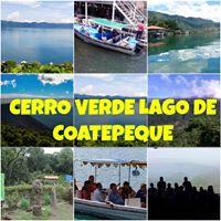 Cerro verde y Lago de coatepeque