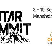 Guitar Summit 2017 mit Ortega Guitars