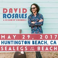 David Rosales LIVE in Concert This Memorial Day