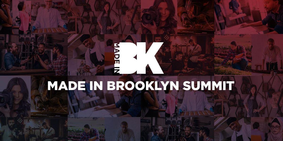 Made In Brooklyn Summit 2019