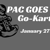 PAC Goes Go-Karting