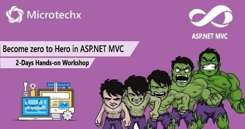 Zero To Hero in Asp.net MVC  2 Days Hands-On Workshop