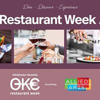 Oklahoma Gazettes OKC Restaurant Week