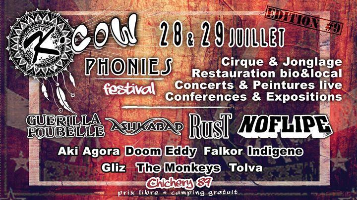 festival k cow phonies