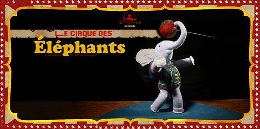 Le Cirque des lphants
