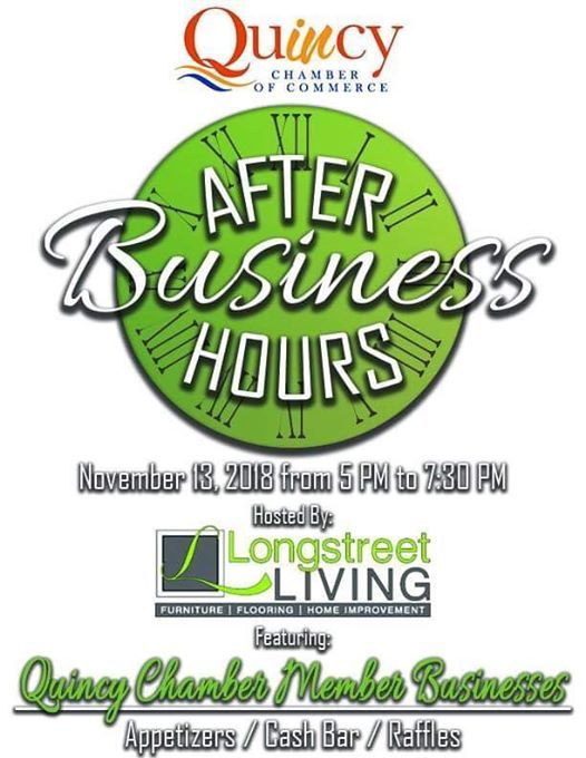 After Business Hours Presents Longstreet Living