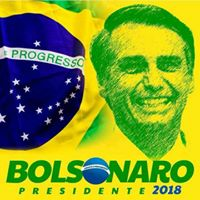 Votarei em BOLSONARO para PRESIDENTE em 2018
