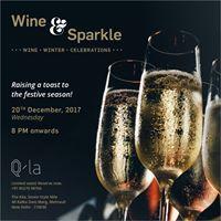 Qla &amp iWine Present  Wine &amp Sparkle