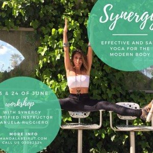 Yoga Synergy Yoga For The Modern Body