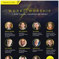 Glad Tidings - Work As Worship - Conference
