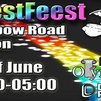 BeestFeest Rainbow Road