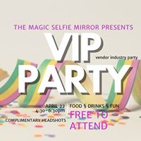VIP (Vendor Industry Party) and Product Launch Event