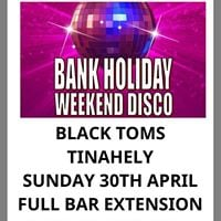 May Bank Holiday Disco