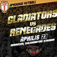 Gladiators - Renegades
