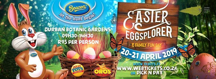 2019 Beacon Easter Eggsplorer & Family Fun Day