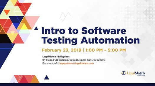Intro to Software Testing Automation
