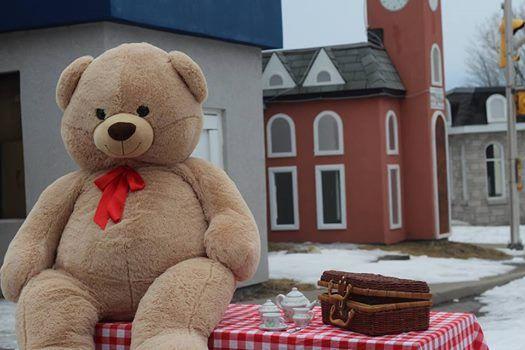 CSV 1st Annual Teddy Bears Picnic