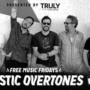 Rustic Overtones at ArtsRiot Free Music Fridays