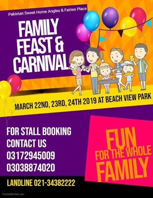 Family Feast & Carnival