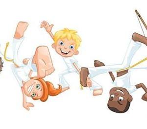 Summer Camp 4- Capoeira Camp with Sucuri